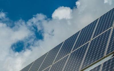 Pilvemme saa energian auringosta!