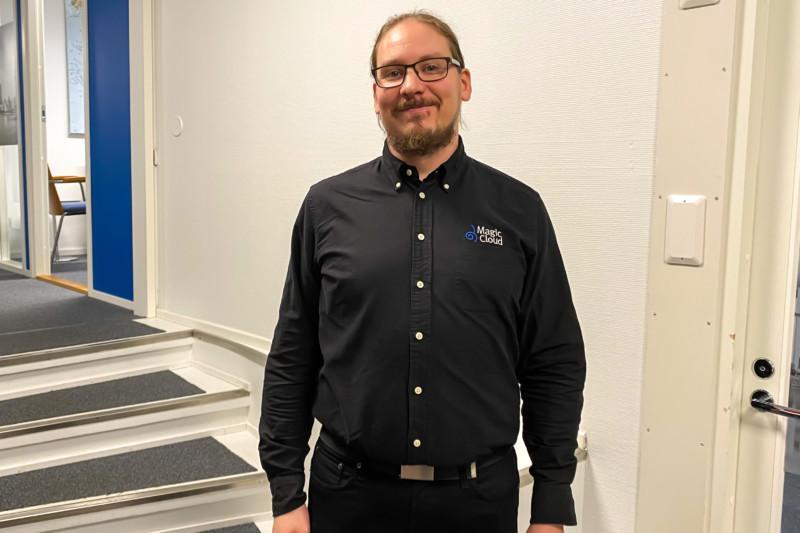 Johtava pilvipalveluarkkitehtimme Matti Väisänen on työskennellyt Citrixin parissa jo 10 vuotta