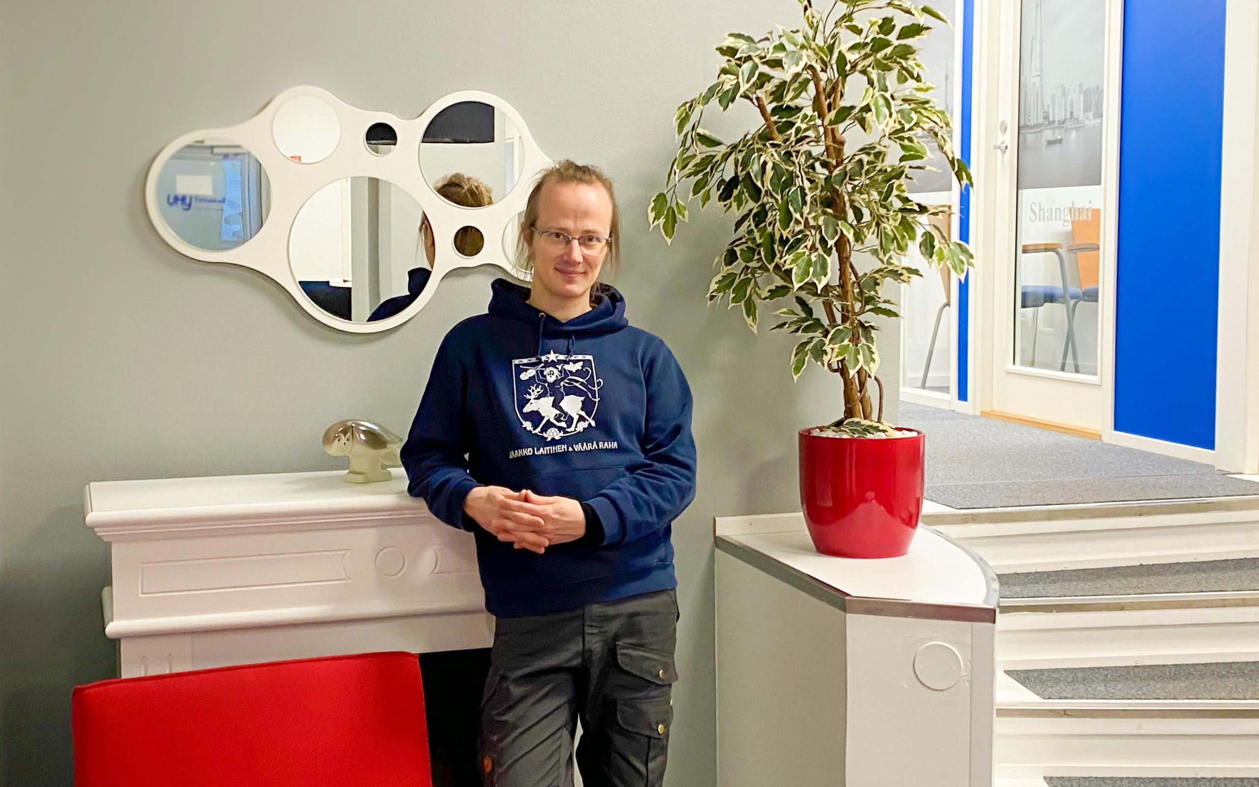 Tuomo Kuure pääsee kehittämään osaamistaan Magic trainee -ohjelmassa