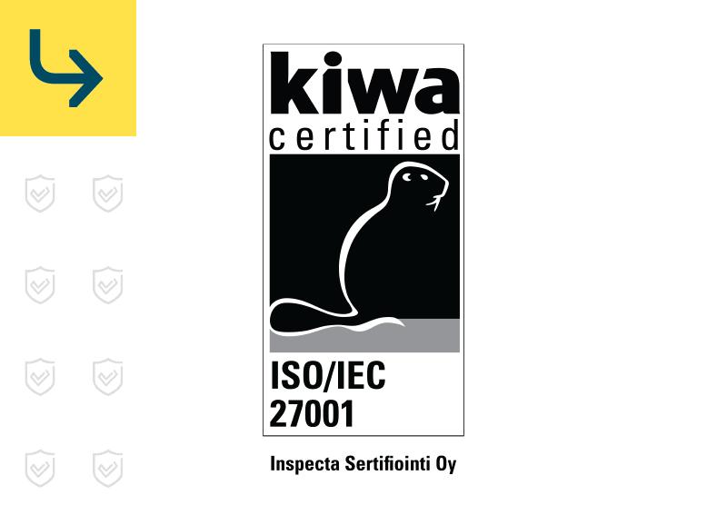 Magic Cloudille on myönnetty ISO 27001 -tietoturvasertifikaatti