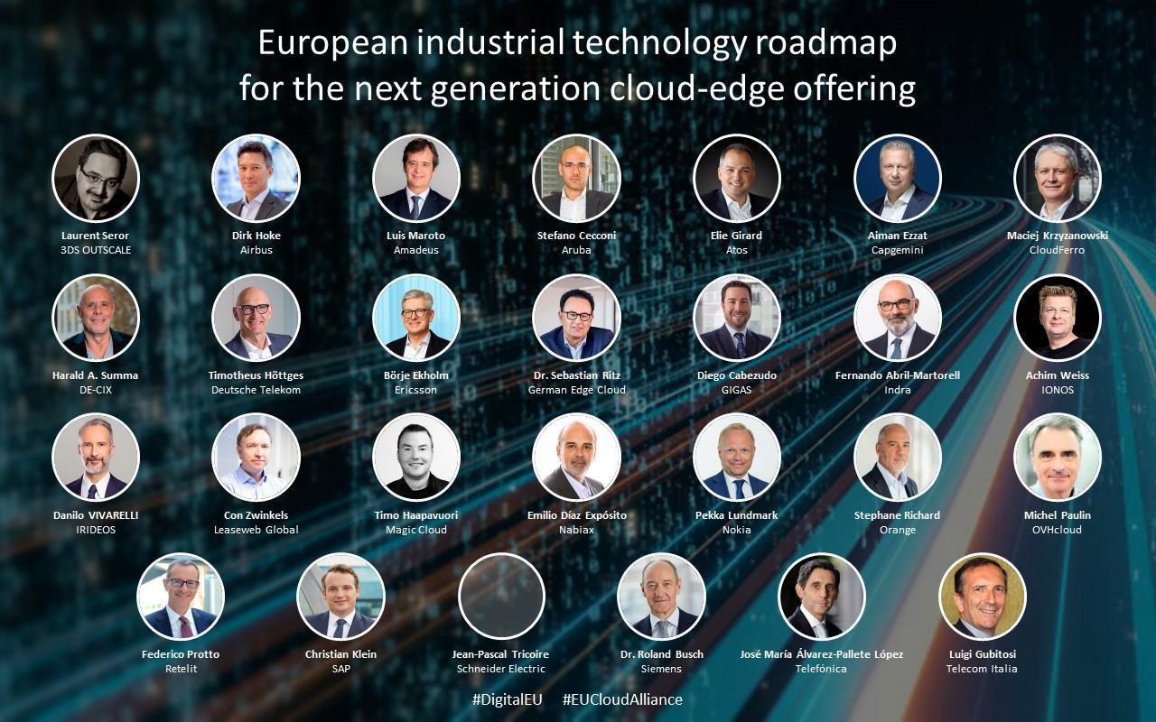 Magic Cloud esitteli yhdessä johtavien ICT-yritysten kanssa roadmapin eurooppalaisen pilviekosysteemin kehittämiselle